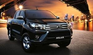 """Toyota Hilux nâng cấp có giá từ 469 triệu đồng sẽ làm """"điên đảo"""" thị trường Việt?"""