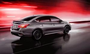 Nissan Sentra 2018 chốt giá từ 390 triệu đồng