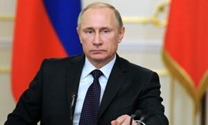 Ông Putin bị cáo cuộc rửa tiền thông qua