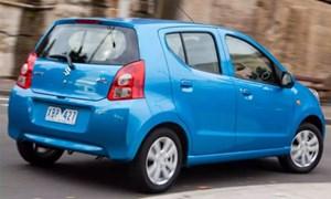 Giá chỉ 80 triệu đồng, Suzuki Alto lọt Top bán chạy nhất thị trường