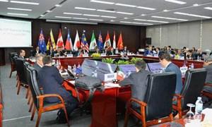 11 nước đạt thỏa thuận nguyên tắc về TPP không Mỹ