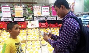 Hàng hóa Nhật, Hàn tiếp tục vào Việt Nam
