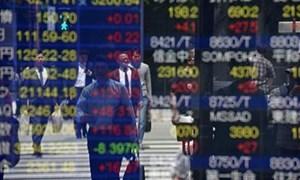 Chứng khoán châu Á vượt đỉnh năm 2007