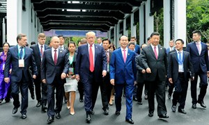 Thành công của Năm APEC 2017 với vai trò và vị thế của Việt Nam
