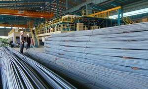 Tăng thuế suất nhập khẩu mặt hàng thép nhằm hỗ trợ sản xuất trong nước