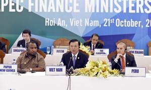 Bộ trưởng Tài chính APEC 2017 thống nhất nhiều nội dung quan trọng