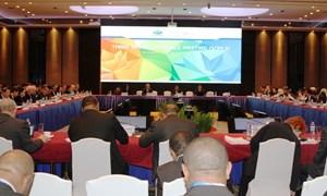 Hội nghị lần thứ ba các quan chức cao cấp APEC chính thức khai mạc