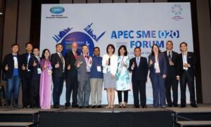 APEC O2O Forum: Nâng cao năng lực cạnh tranh trong nền kinh tế kỹ thuật số