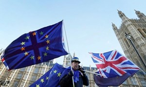 Nước Anh đặt mục tiêu đạt thỏa thuận thương mại tự do toàn diện với EU
