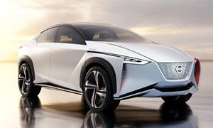 Nissan ra mắt ô tô điện biết… hát