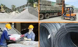 Doanh nghiệp nội từng bước chi phối thị trường vật liệu