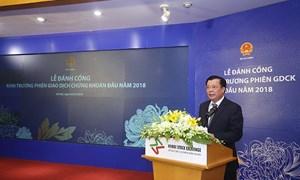 Thị trường chứng khoán Việt Nam sẽ tiếp tục phát triển cả về quy mô và chất lượng