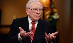 Tỷ phú Warren Buffett: