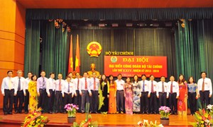 Công đoàn Bộ Tài chính: Nâng cao chất lượng hoạt động, hoàn thành xuất sắc nhiệm vụ