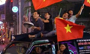 Trung Quốc xem xét cấp visa nhanh cho fan Việt sang cổ vũ đội U23