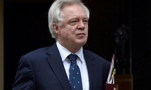Anh hy vọng sẽ đạt thỏa thuận với EU về giai đoạn chuyển tiếp trước cuối tháng 3/2019