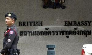Anh bán trụ sở đại sứ quán ở Bangkok với giá 600 triệu USD