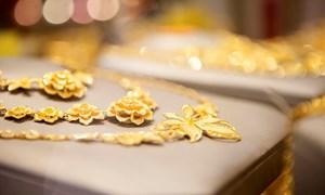 Giá vàng nhích tăng trước ngày Vía Thần Tài