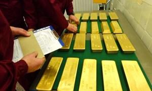 Nga ngày càng tích nhiều vàng