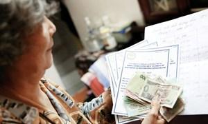 Điều kiện đóng bảo hiểm xã hội một lần để hưởng lương hưu