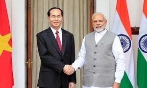 Tuyên bố chung Việt Nam - Ấn Độ