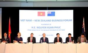 """Chính phủ """"dạm ngõ"""" để doanh nghiệp Việt Nam, New Zealand """"kết hôn"""""""