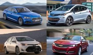10 mẫu ô tô đáng mua nhất 2018