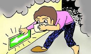 Kỹ năng thoát hiểm khỏi đám cháy ở nhà chung cư