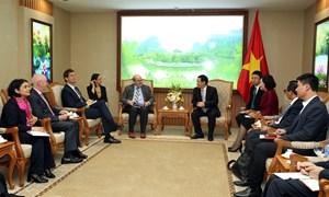 IMF đánh giá kinh tế vĩ mô Việt Nam khả quan trong năm 2018