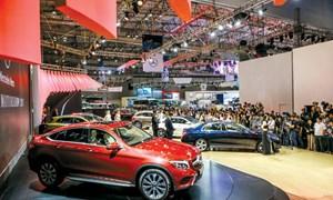 Ô tô sẽ tiếp tục giảm giá?