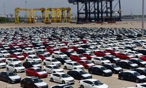 Việt Nam nhập khẩu 986 ô tô nguyên chiếc trong 1 tuần