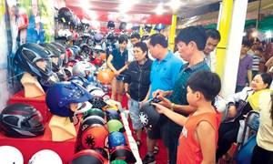 Gập ghềnh hàng Việt về nông thôn