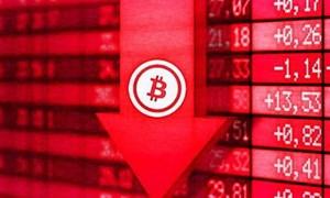 Tiền ảo giảm giá mạnh 3 tháng qua, một nửa số nhà đầu tư đã