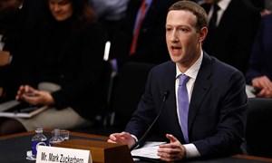 Chiếc cravat xanh và cách xử lý khủng hoảng chuẩn mực của Mark Zuckerberg