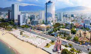 """Dư địa lớn cho bất động sản Nha Trang """"cất cánh"""""""