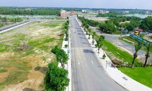 Đất nền TP. Hồ Chí Minh nóng sốt nhưng khó xảy ra bong bóng