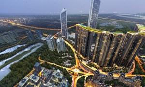 Những dự án tỷ đô giúp bất động sản trục Nhật Tân – Nội Bài đăng quang