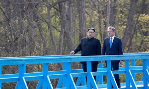 Ông Kim Jong-un ngỏ ý muốn Triều Tiên theo mô hình kinh tế của Việt Nam