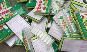 Phát hiện và tiêu huỷ 3 tấn thuốc bảo vệ thực vật nhập lậu cực độc