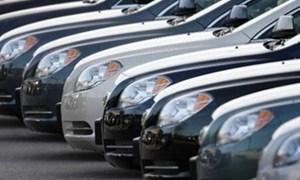 Xe ô tô biếu tặng Nhà nước phải định giá theo giá thị trường
