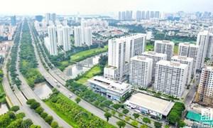 Thị trường bất động sản sôi động những tháng đầu năm 2018