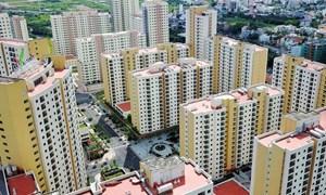 """Thị trường bất động sản """"nóng"""" nhờ sửa đổi chính sách đất đai"""