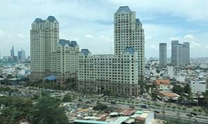 Thị trường bất động sản TP. Hồ Chí Minh hạ nhiệt