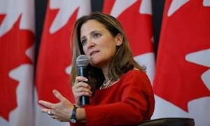 Các động thái động thái nhằm làm dịu quan hệ căng thẳng thương mại Mỹ - Canada