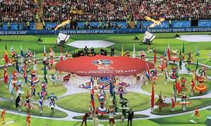 World Cup 2018 sẽ đưa nước Nga trở lại vị trí trung tâm trên bản đồ thế giới?