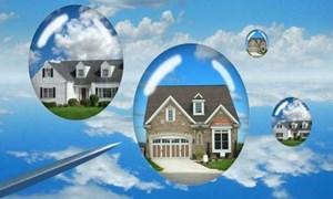 Xuôi ngược dự báo có hay không có bong bóng bất động sản
