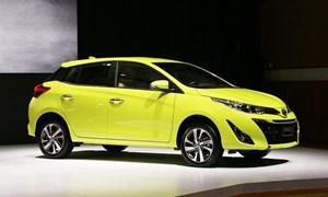 Toyota Yaris 2018 chốt giá 650 triệu đồng - Chướng ngại của Honda Jazz