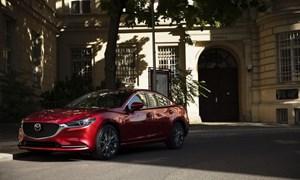 Mazda CX-5 an toàn hơn cả Mazda6?