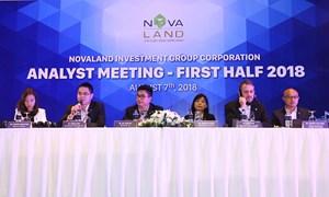 Kế hoạch phát triển bất động sản nghỉ dưỡng của Novaland thu hút sự quan tâm của nhà đầu tư