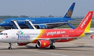 Các hãng hàng không đồng loạt xin tăng giá vé máy bay